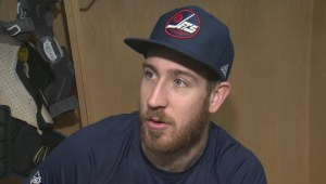 RAW: Winnipeg Jets Kevin Hayes Interview – Feb. 26